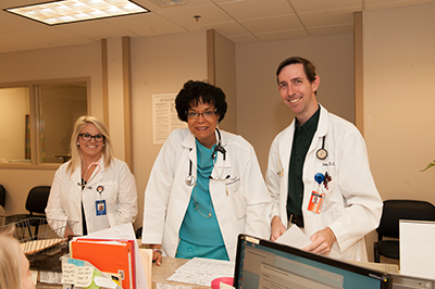 Auburn University Medical Center Staff
