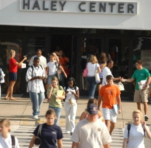 Haley Center