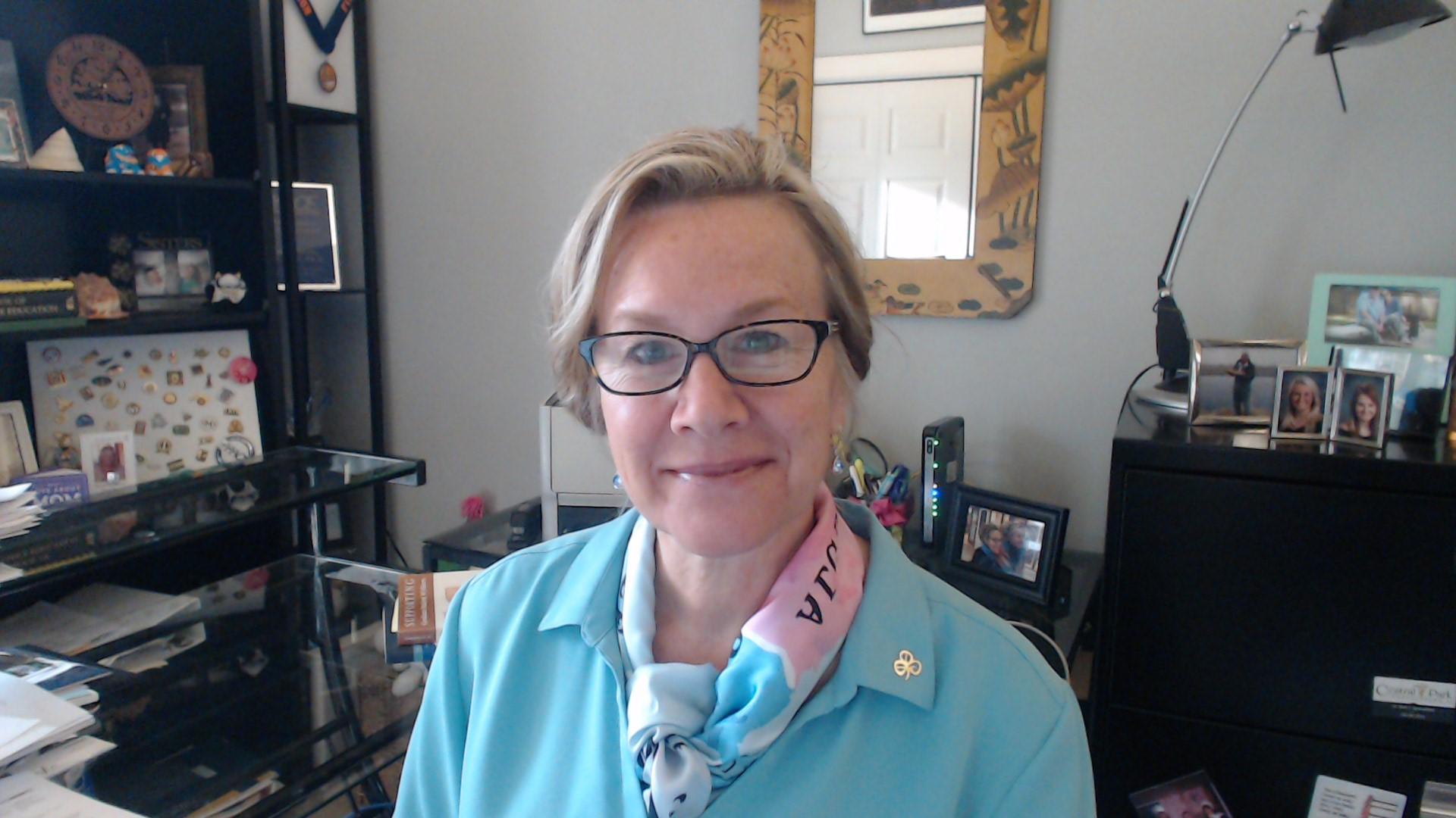 Leslie Cordie in office