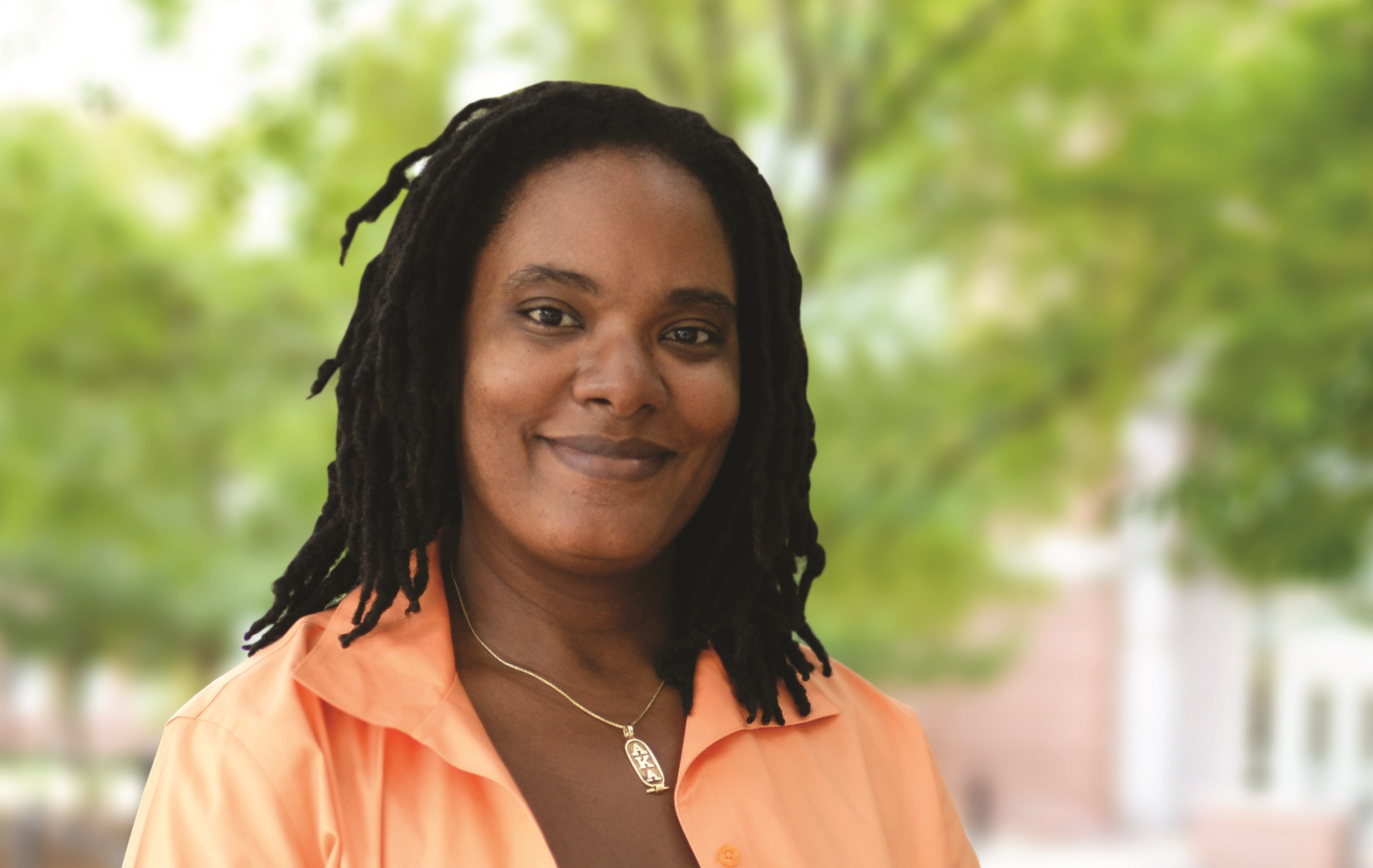 Jakita Thomas, Philpott-WestPoint Stevens Associate Professor in the Department of Computer Science and Software Engineering at Auburn University