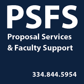 Proposal Services & Faculty Support