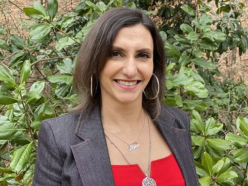 Maria Soledad Peresin outdoors
