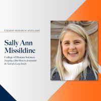 Sally Ann Missildine research spotlight profile