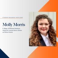 Undergraduate Research Fellow Spotlight - Molly Morris