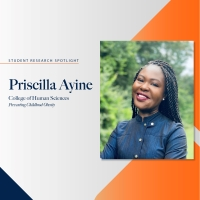 Priscilla Ayine student research spotlight