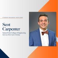 Scot Carpenter student research spotlight