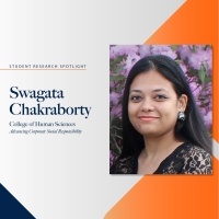 Swagata Chakraborty student research spotlight