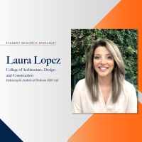 Laura Lopez student research spotlight
