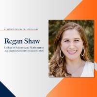 Regan Shaw student research spotlight