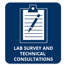 Lab Surveys and Technical Consultations