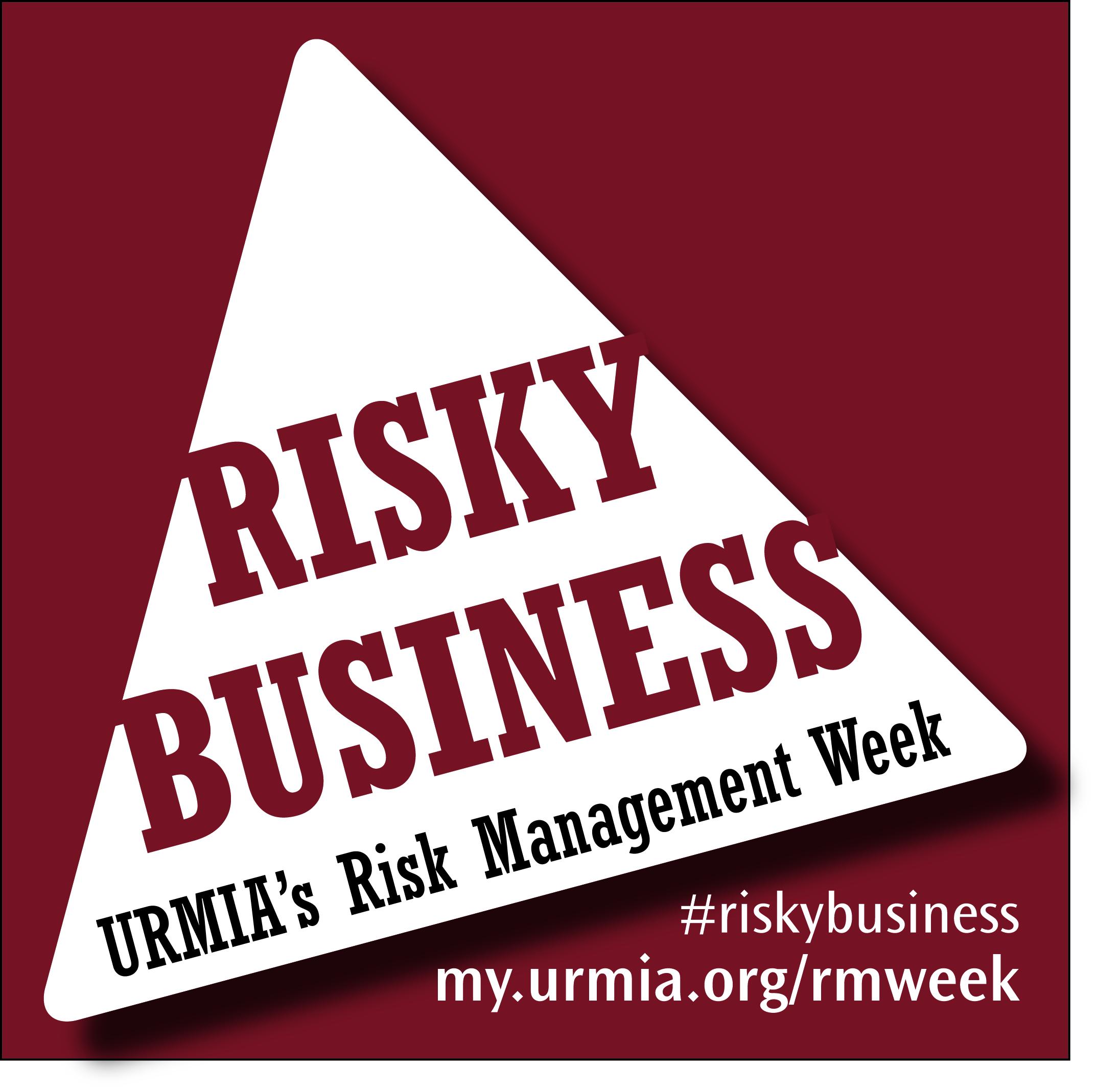 Risky Business Week Logo
