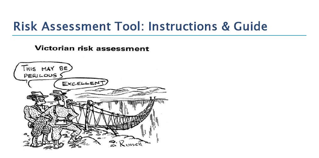 Risk Tool Click
