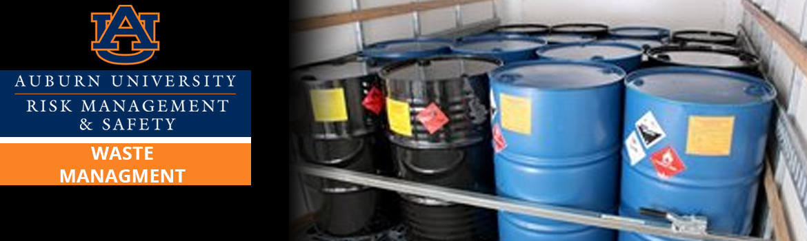 Click Here to Learn More about Managing Hazardous Waster